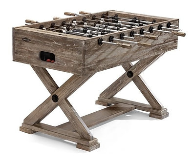 Brixton Foosball Table - Driftwood