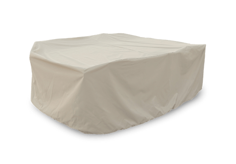 Medium Oval/Rectangle Table With Chairs (No Hole) Cover
