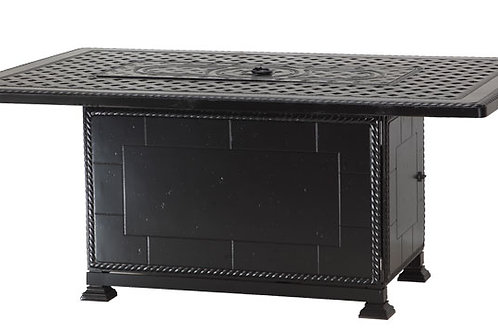 """Largo Gas Firepit Table 38""""x56"""""""