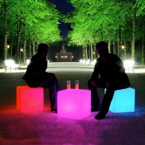LED Light Up Cube, Light up customizable cube, LED cube, LED, LED CUBE