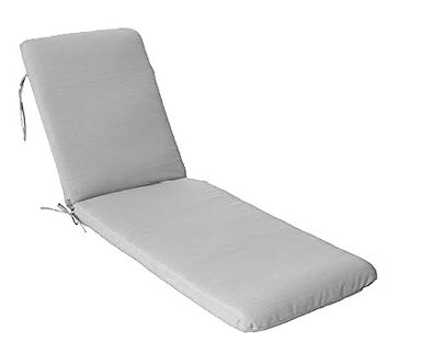 Modified Knife Edge Chaise Cushion