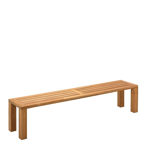 Gloster Square Backless Bench