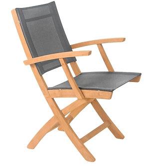 Malta Folding Arm Chair