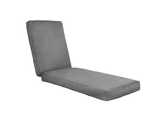 Modified Deluxe Chaise Cushion