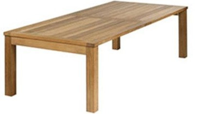 """Apex 154""""-106"""" Extending Dining Table"""