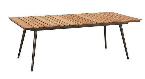 "Azur 84"" Rect Table - Teak"