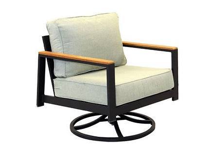 Hampton Swivel Lounge Chair