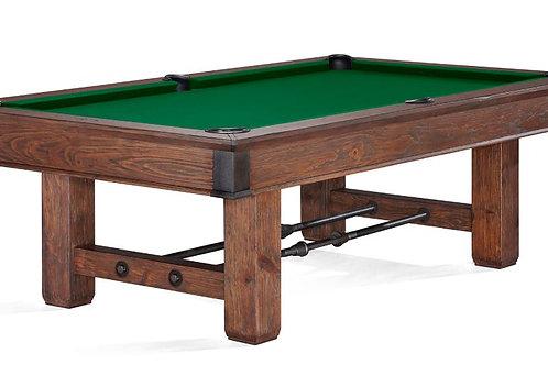 Brunswick Billiards Canton 8' Billiards Table - Black Forest