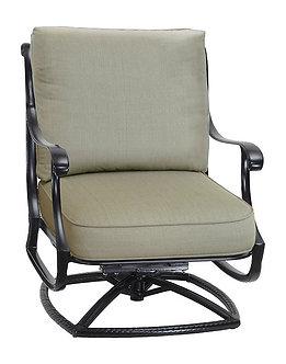 Largo Swivel Rocker Club Chair