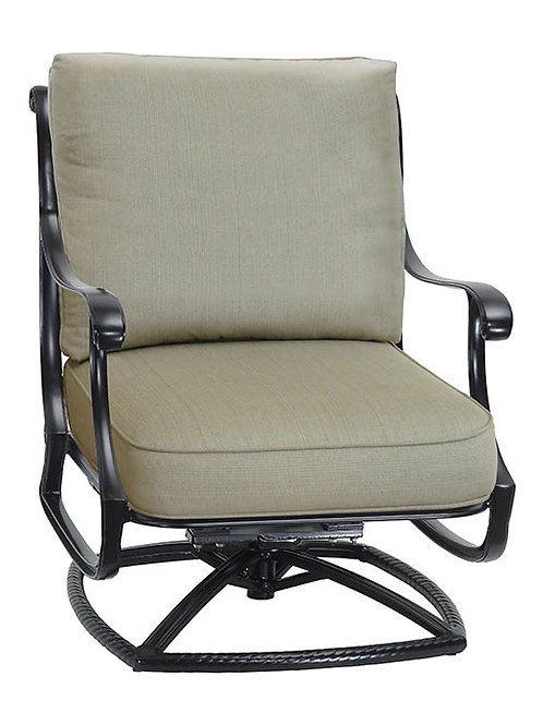 Largo Swivel Rocker Club Chair