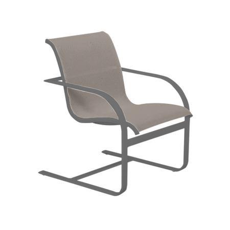 Brown Jordan Quantum Spring Dining Chair