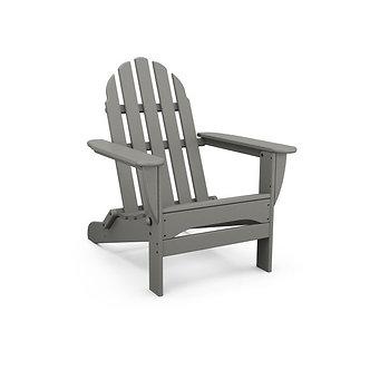 Classic Folding Adirondack Chair
