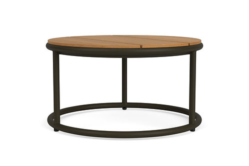 Brown Jordan Walter Lamb Tteak Side Table