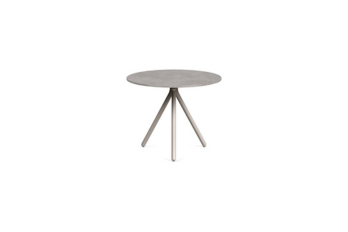 "Brown Jordan Oscar 28"" Round End Table"