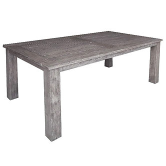 """Shelbourne 74"""" Rect Dining Table"""