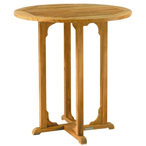 "Kingsley Bate Essex 36"" Round Bar Table"