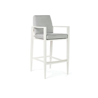 Brickell Bar Chair with Arms