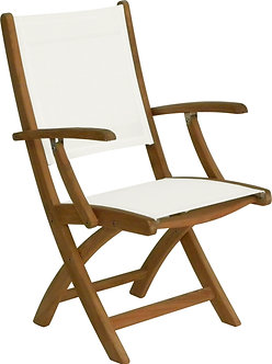Rio Folding Arm Chair