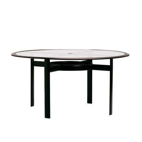 "Brown Jordan 54"" Dining Table"