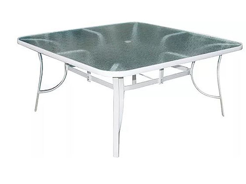 """Isle 60"""" Square Dining Table"""