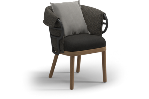Gloster Dune Dining Chair
