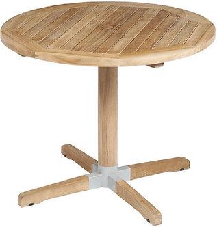 Bermuda Circular Bistro Dining Table