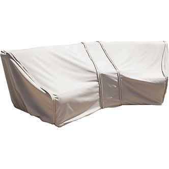 Modular Wedge Sofa Cover