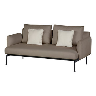 Layout Two Seat Settee