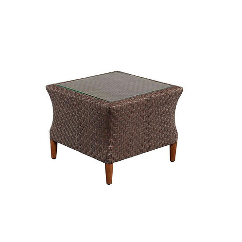 Brown Jordan Marquis End Table, Brown Jordan, Wicker, Brown Jordan Wicker, Discounts, Sales