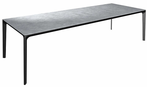 "Carver 110""  Rect Dining Table - Ceramic Top"