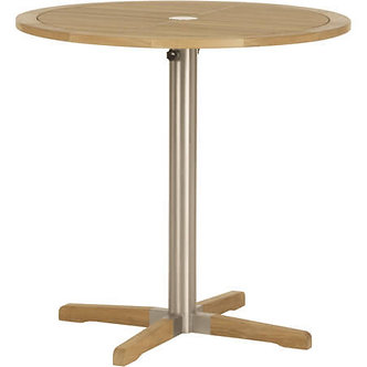 "Equinox 40"" Round Bar Table"