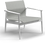 Gloster 180 Stacking Lounge Chair with Arms