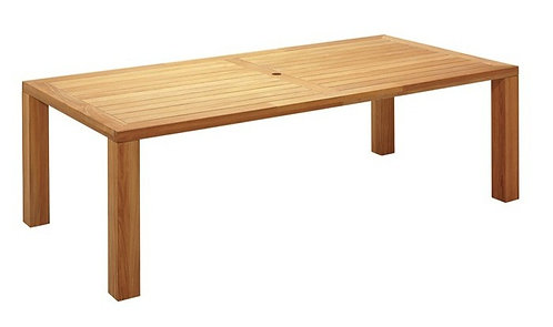 """93"""" Rect Dining Table"""