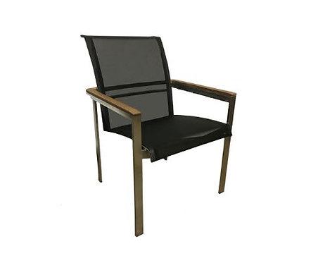 Kingsley Tivoli Dining Chair - Stacking