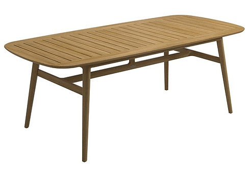 """Clipper 86"""" Rect  Dining Table"""