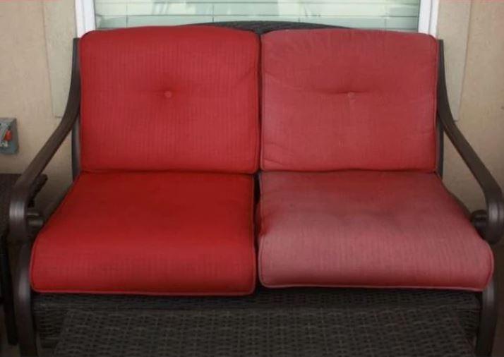 Fading Cushions