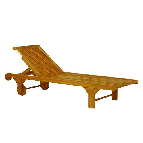 Kingsley Bate Nantucket Chaise Lounge