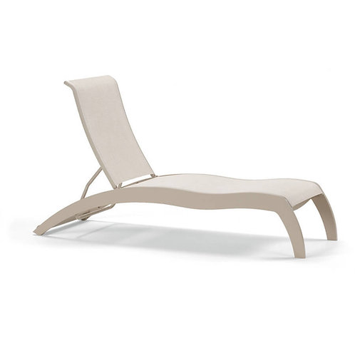 Telescope Casual Dune Stacking Armless Chaise