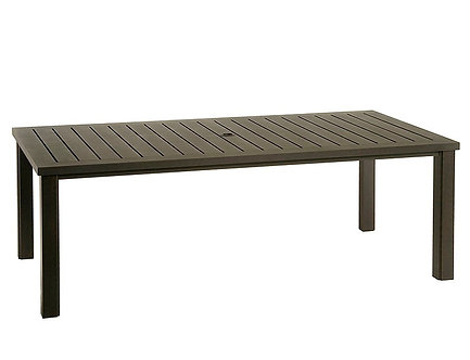 "84"" Rect Dining Table"