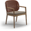 Thumbnail: Gloster Kay Dining Armchair