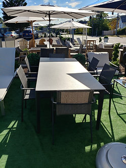 Gloster/Barlow Dining Set