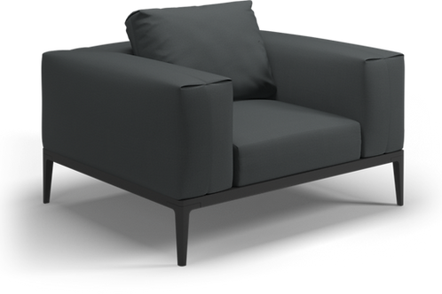 Gloster Grid Lounge Chair