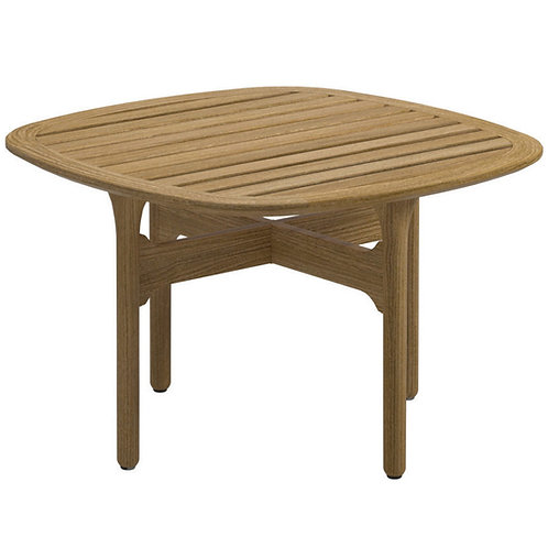 "Gloster Bay 25"" Square End Table"