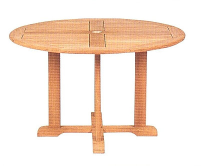 """Camden 48"""" Round Dining Table"""