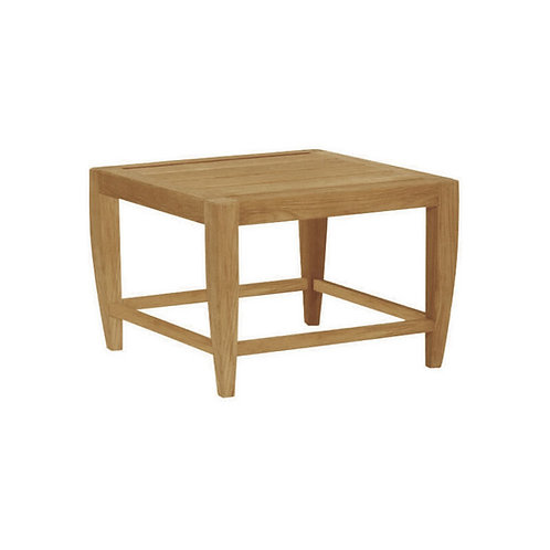 "Kingsley Bate Amalfi 22"" Square Side Table"