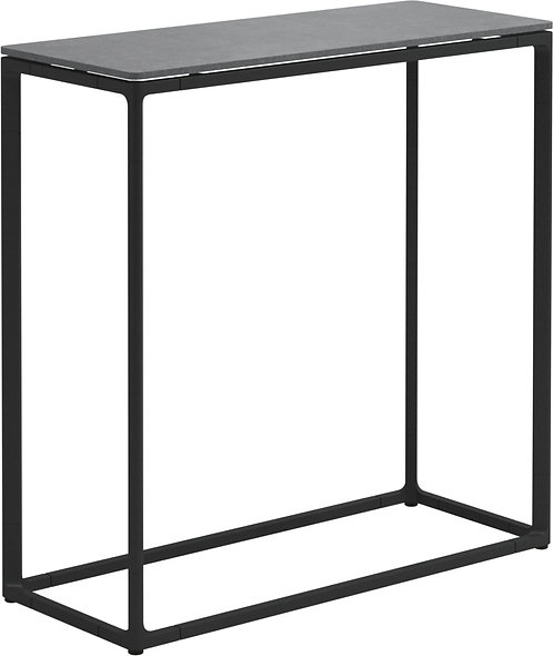 """Gloster Maya 30"""" x 12"""" High Console Table Ceramic"""