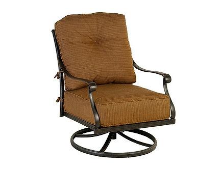 Miami Beach Swivel Rocker Lounge Chair