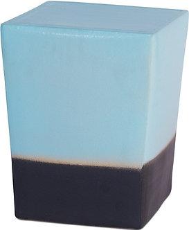 "Ceramic Matte Two Glaze Cube 15""x15"""