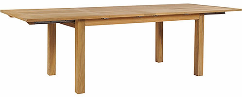 """Hyannis 102""""-70""""  Rect Extending Dining Table"""