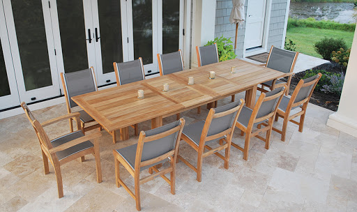 Kingsley Bate Wainscott Dining Table
